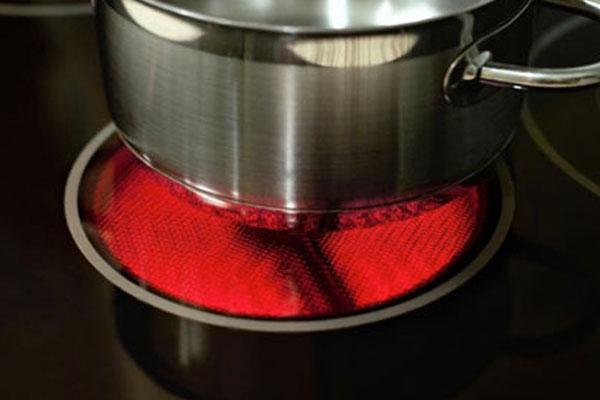 bếp hồng ngoại có ảnh hưởng đến sức khoẻ