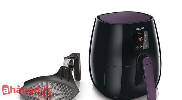Philips HD9232 với thiết kế bắt mắt, sang trọng